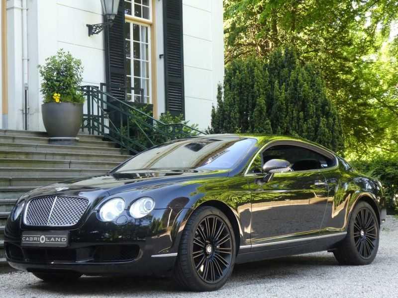 Bentley Continental GT 6.0 W12 afbeelding 1