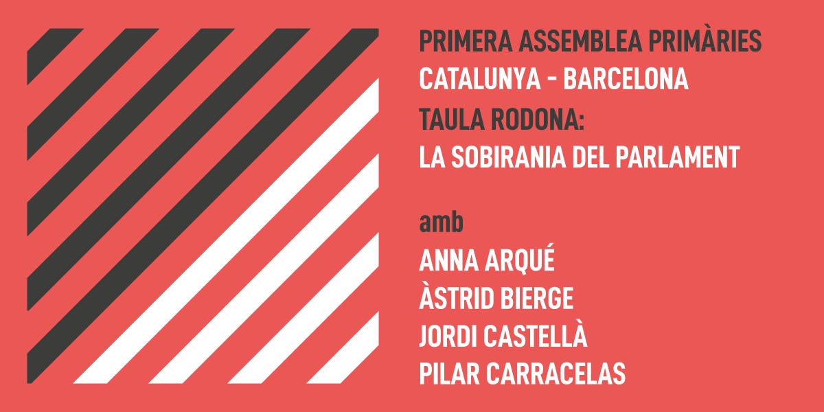 assemblea primaries barcelona
