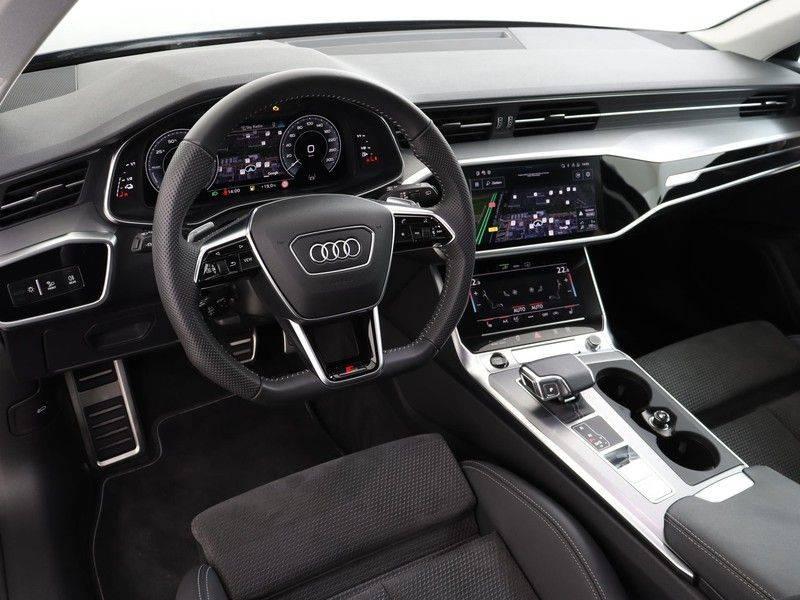 Audi A6 Avant 55 TFSI e 367 pk quattro Competition | Panoramadak | Assistentiepakket Tour | Keyless Entry | Optiekpakket | Trekhaak | Verlengde Fabrieksgarantie afbeelding 2