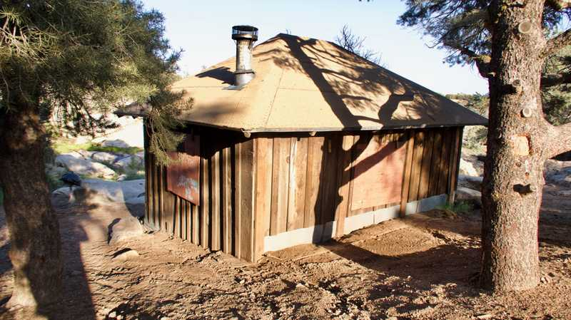McIver's Cabin