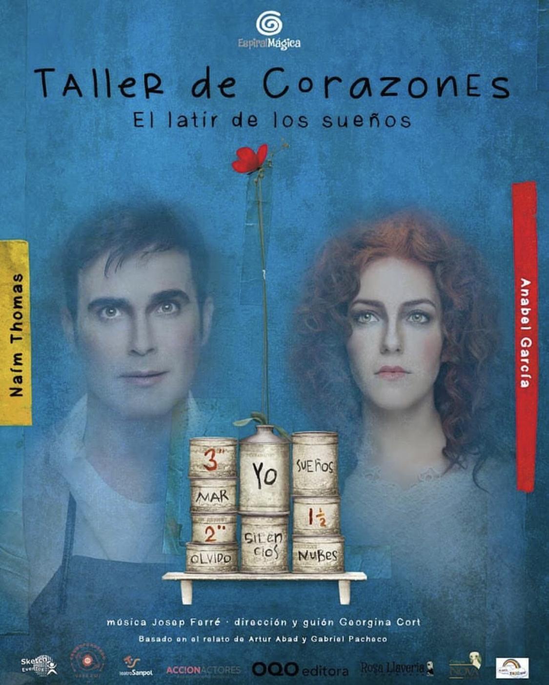 """Imagen de Entrevista Anabel Garcia """"Taller de Corazones"""""""