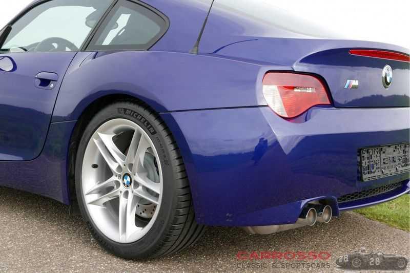 BMW Z4 Coupé 3.2 M afbeelding 24