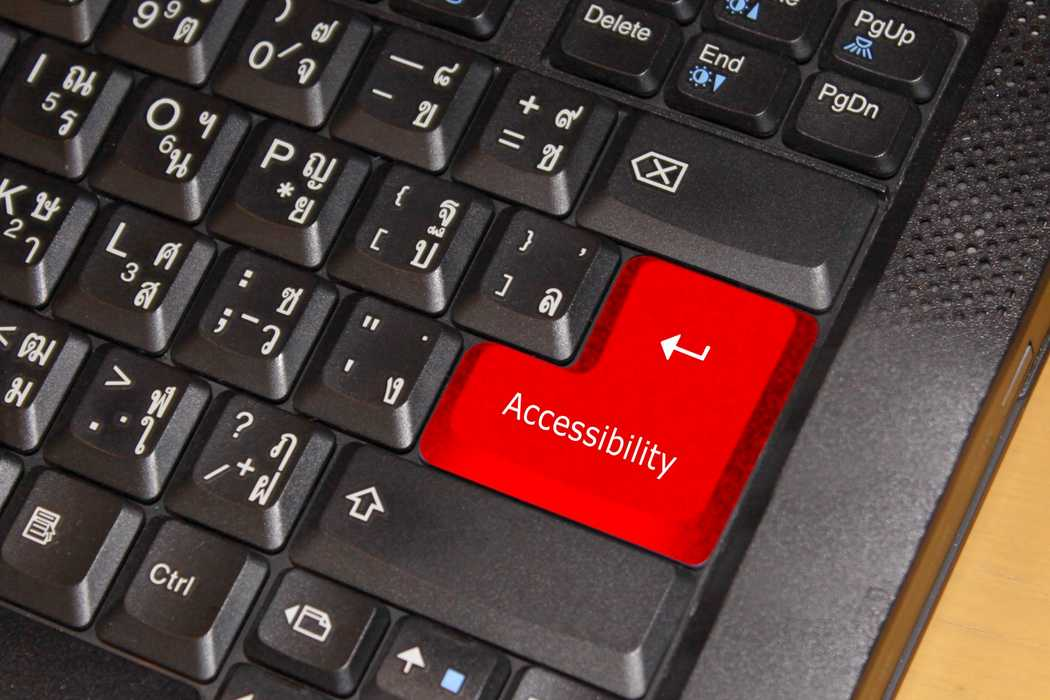 Why A Good Frontend Developer Should Care About Web Accessibility Image