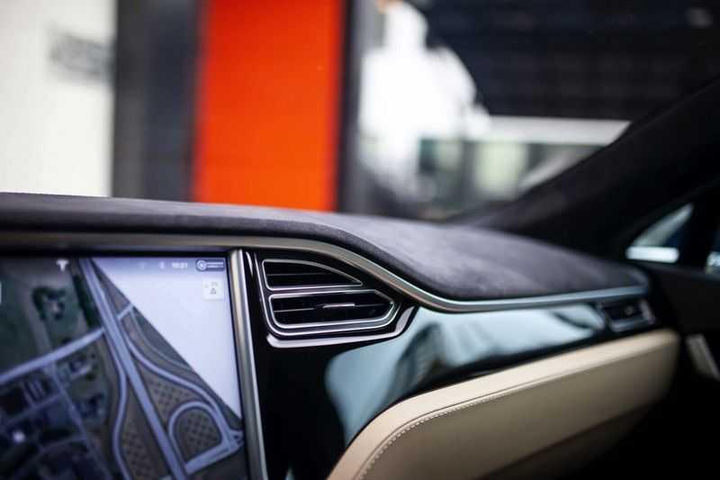 """Tesla Model S 85D Base *Pano / 21"""" / Prijs ex. BTW* afbeelding 25"""