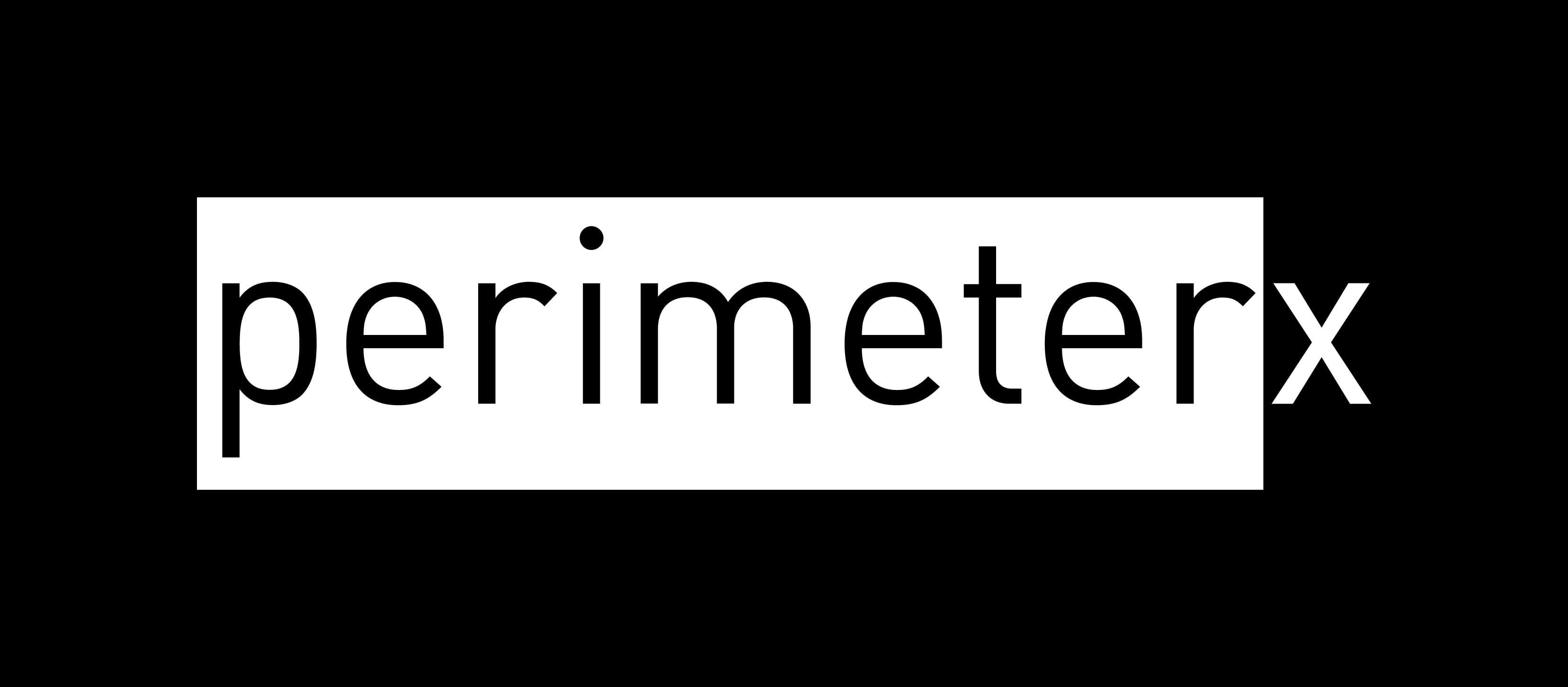perimeterx logo white