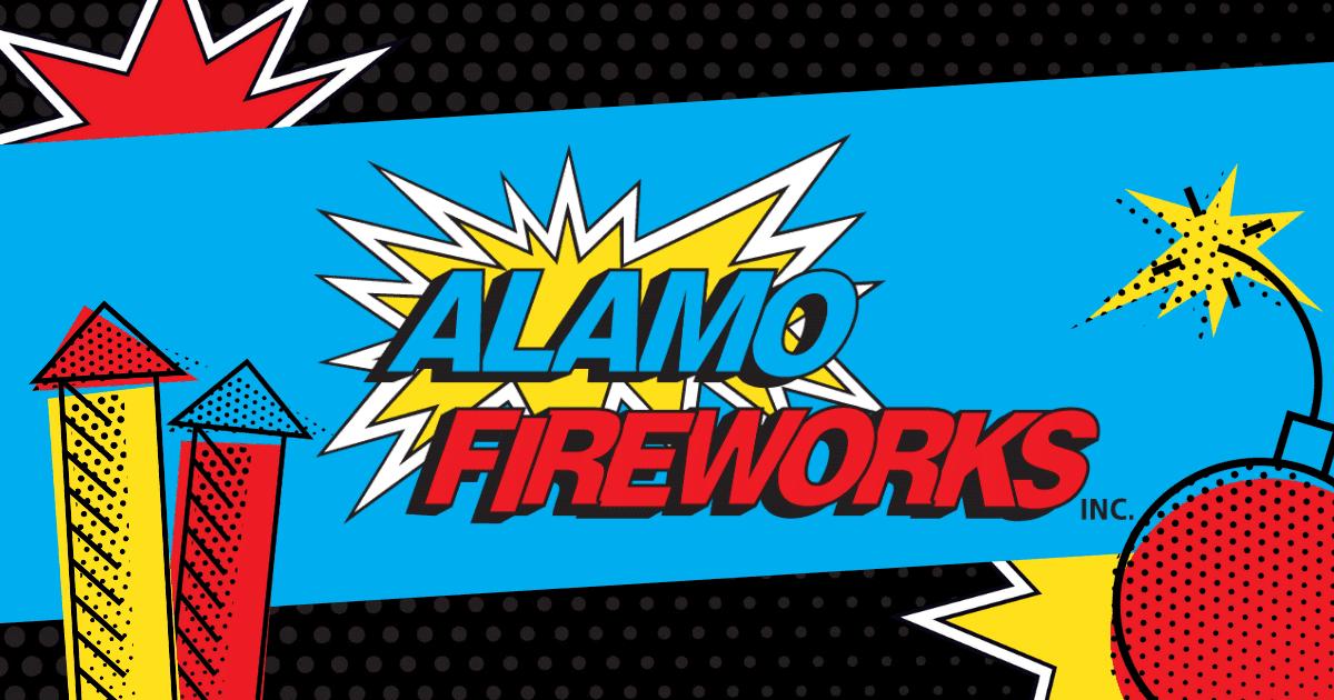 Alamo Fireworks - The PM Group