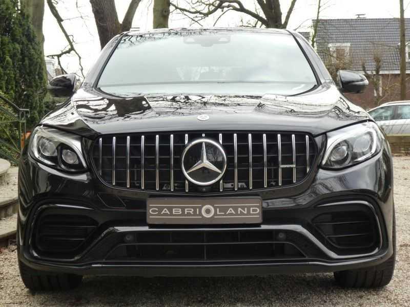 Mercedes-Benz GLC 63 S AMG 4MATIC+ Coupé, Keramische remmen afbeelding 9