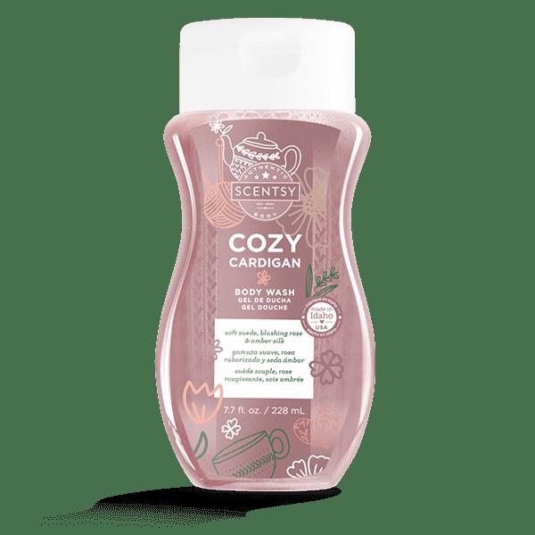 Cozy Cardigan Body Wash