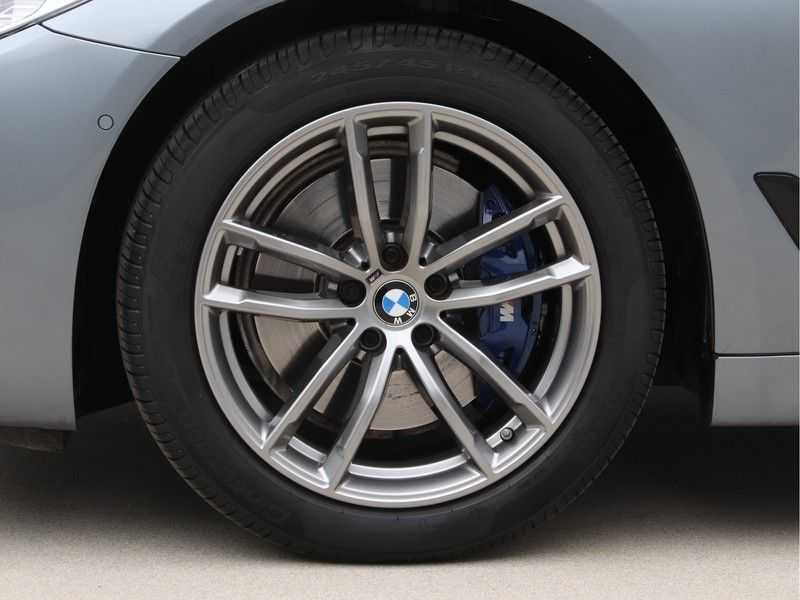 BMW 5 Serie 530i Aut. High Exe M-Sport afbeelding 20