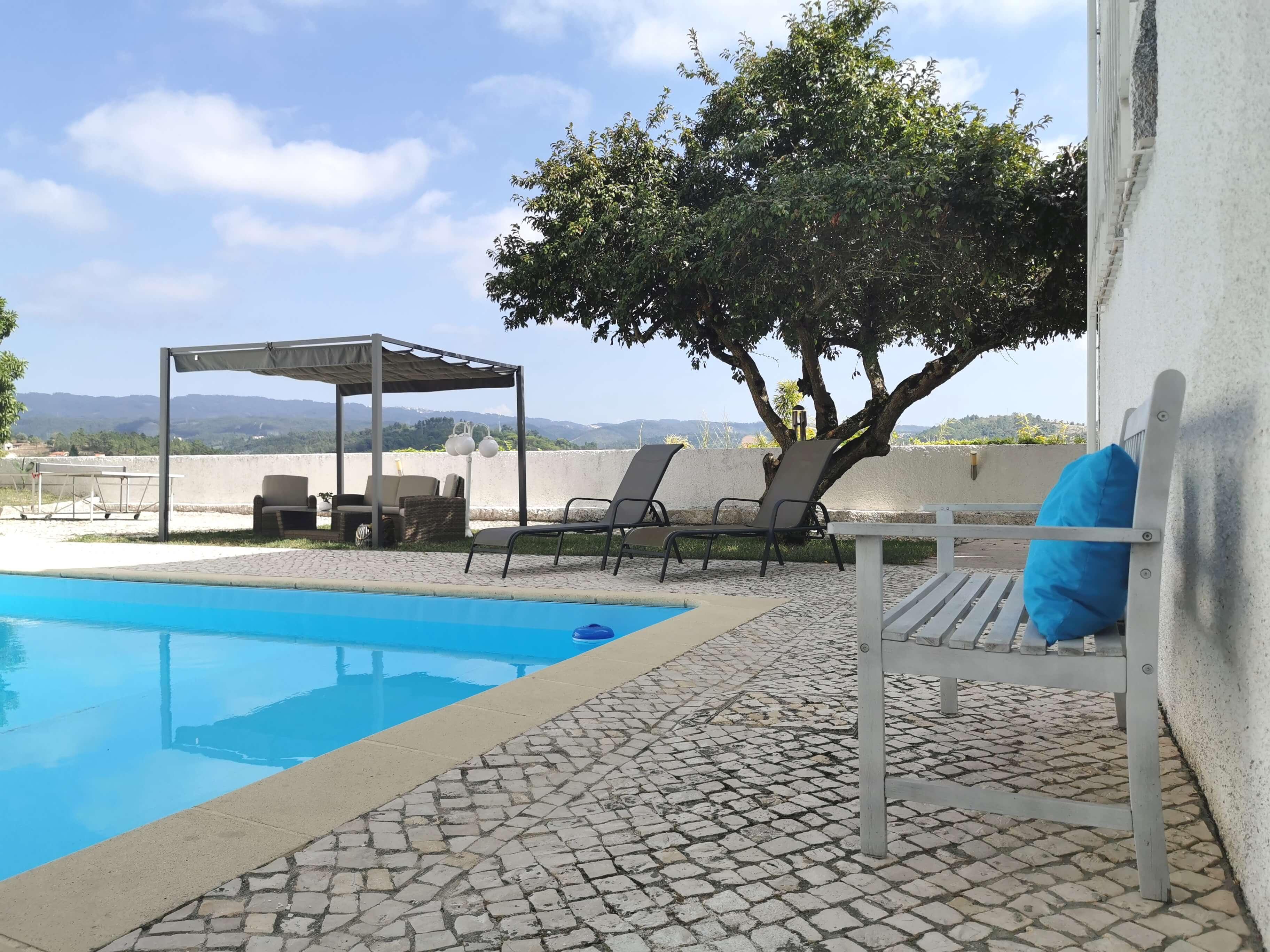 Casa da Oliveira - piscina