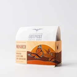 Outpost Coffee | Monarch Farms Gesha 100% Kona Coffee