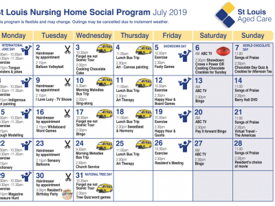 Nursing Home July