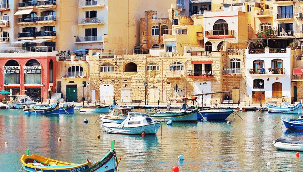 Lilla Malta drar in svensk arbetskraft