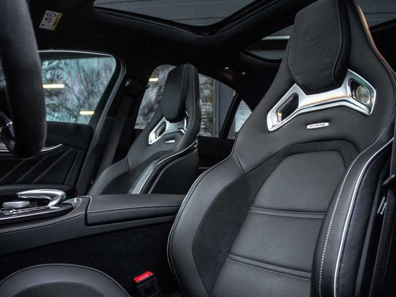 Mercedes-Benz E63 S E-klasse Burmester AMG-Performance-stoelen 63 S AMG 4Matic Premium Plus afbeelding 10
