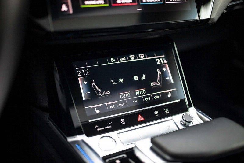 Audi e-tron 55 Quattro *4% Bijtelling / Prijs Ex. BTW / B&O / Stad & Tour pakket / Pano / ACC* afbeelding 18
