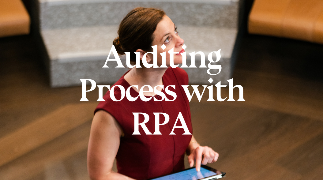 Speed up your Banking Auditing Process with RPA