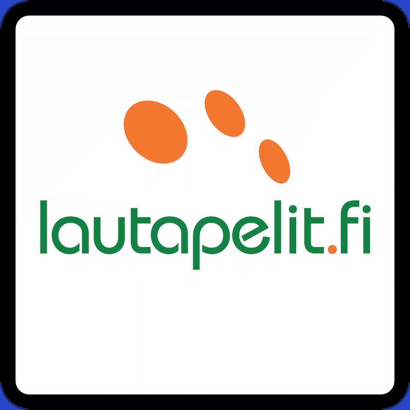 Lautapelit.fi:n logo