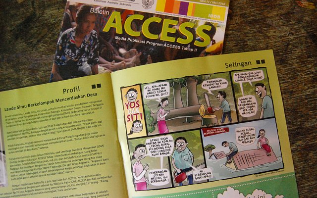 access magz comic