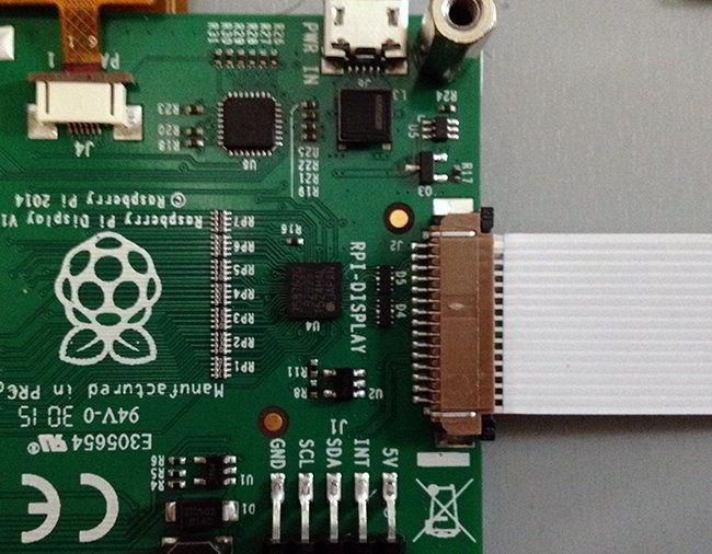 How to Raspberry Pi Touchscreen