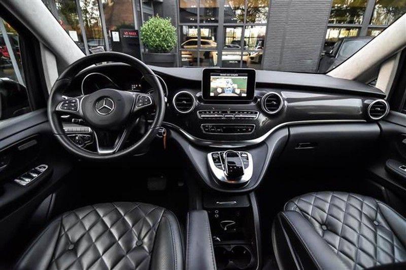 Mercedes-Benz V-Klasse V250D LANG VIP TV+4X CAPTAIN SEATS+CAMERA afbeelding 3