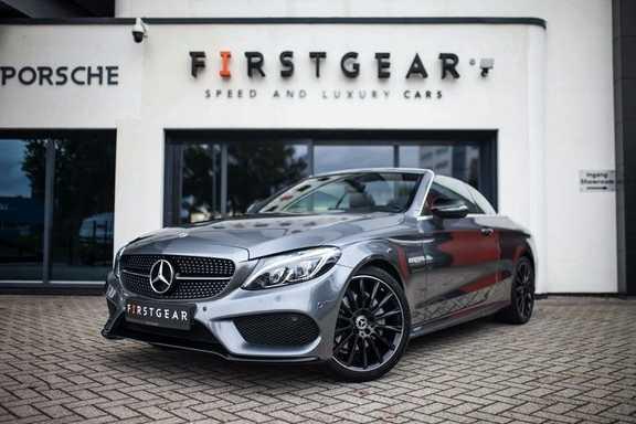 Mercedes-Benz C-Klasse Cabrio 180 Premium *AMG-Line / Airscarf / Keyless Go*