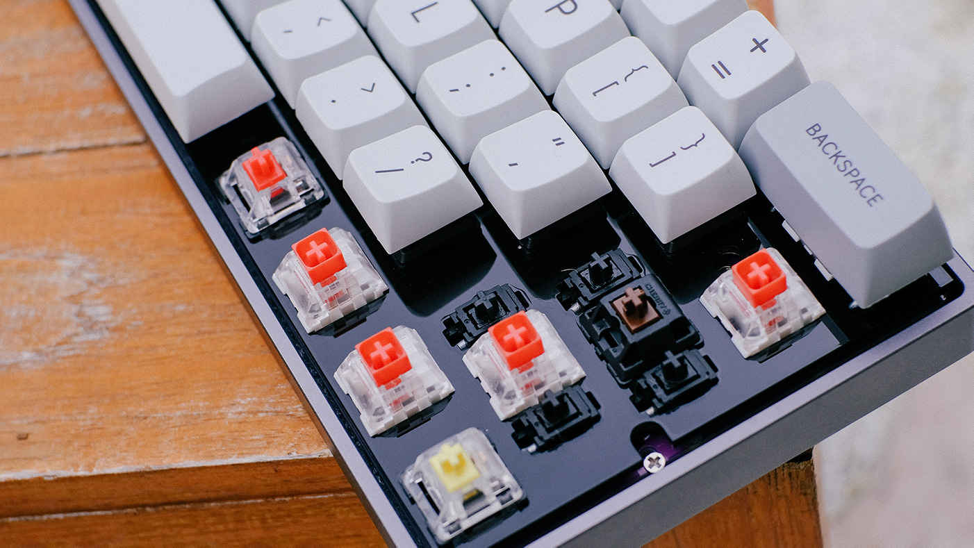 ทำ Keyboard Plate จากแผ่น Acrylic