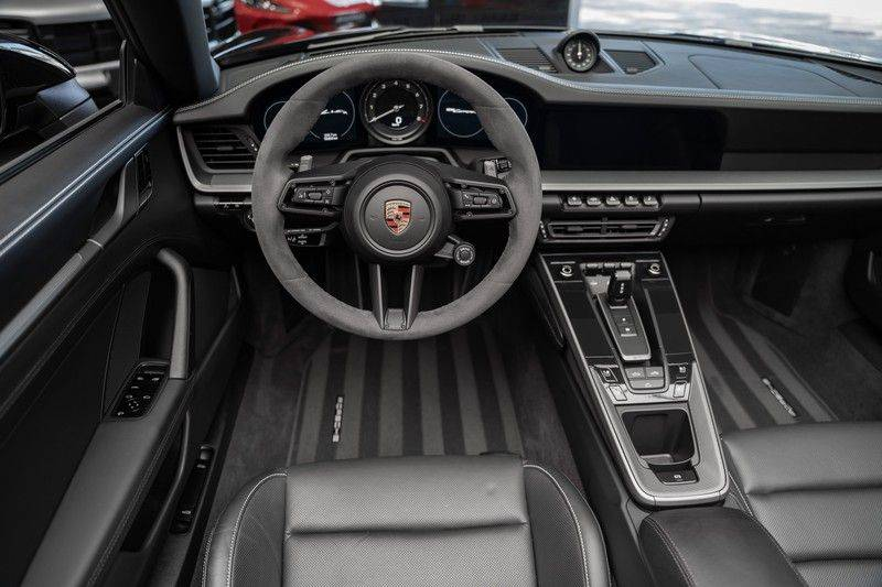 Porsche 911 992 S Cabrio Sport Design Pakket Ventilatie Led Matrix Chrono Sport Uitlaat 3.0 Carrera S afbeelding 20