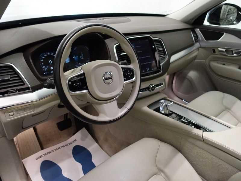 Volvo XC90 2.0 T8 Twin Engine 320pk R-Design uitv. Aut- 7 Pers, Pano, Leer, Camera, Head-up, Full! afbeelding 3