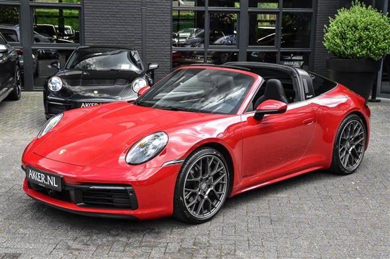 Porsche 911 TARGA 4 TOPVIEW+BOSE+MATRIX LED+ST.KOELING afbeelding 13