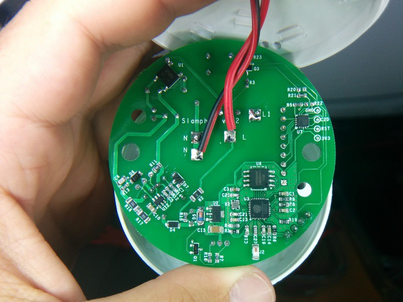 New Firmware for the Slampher - Tinkerman