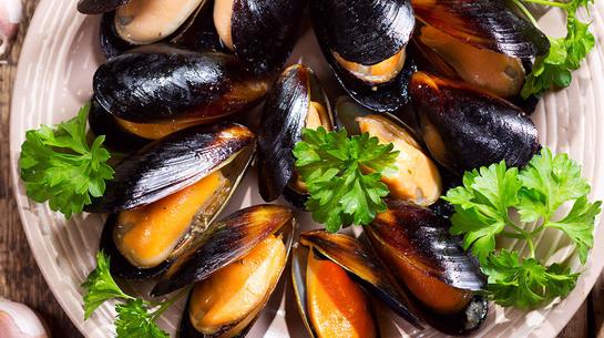 Mucho Mussels