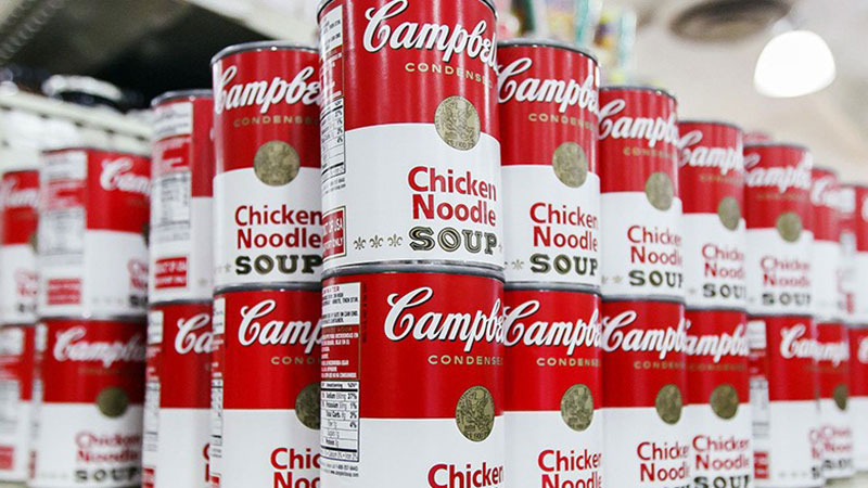 Food manufacturers, such as Campbell Soup Company and Kraft Heinz Canada, are working vigorously to produce adequate supply for the growing demand in their products.