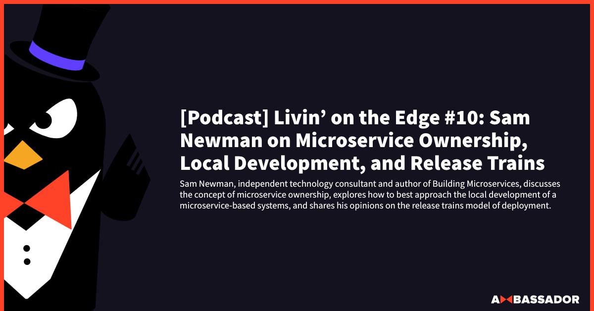 [Podcast] Livin' on the Edge #10