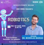 IEEE-EMBS Robotics Webinar