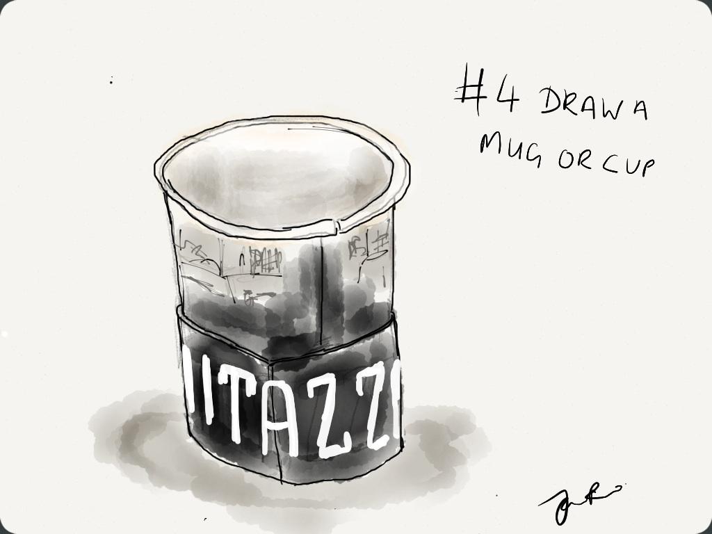 EDM #4 Draw a Cup or Mug