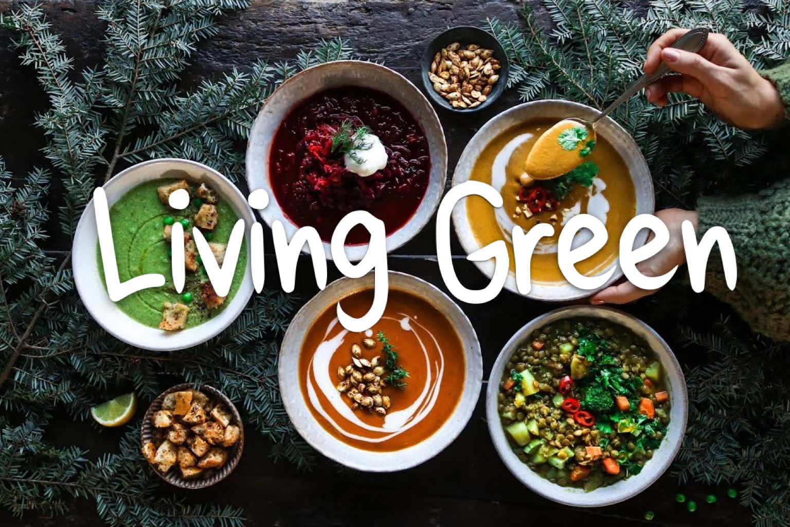 New channel: Living Green