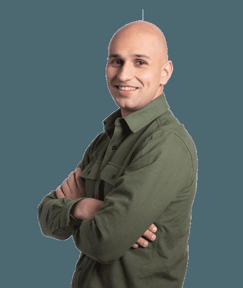 David, client Dougs expert-comptable pour artisans