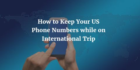 Do you want to keep your old number while traveling internationally? Buy new prepaid SIMs when arriving in the host country and use your old number.