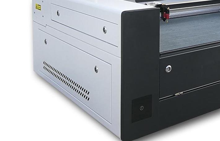 Aeon Mira 9 CO2 laser cutter left panel