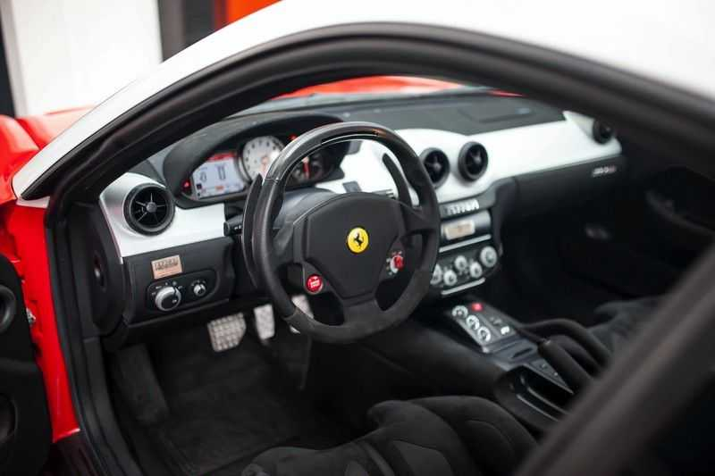 Ferrari 599 6.0 GTB Fiorano F1 Alonso Edition 1/40 afbeelding 6