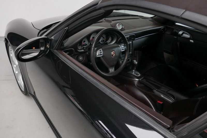 Porsche 911 Cabrio 3.8 Carrera S Keramisch - Sport chrono afbeelding 13