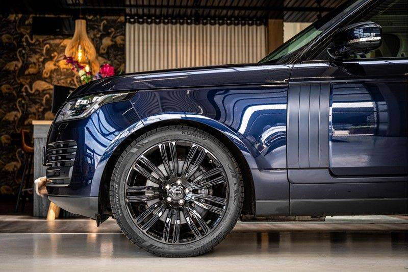 Land Rover Range Rover 4.4 SDV8 Vogue Panorama   Memory   Soft Close   Ambient Lightning afbeelding 21