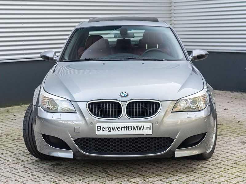 BMW 5 Serie M5 H6 - Manual - Volleder - 79.998km! afbeelding 11