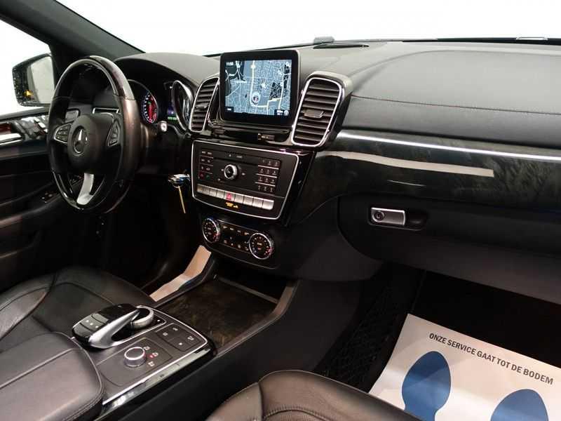 Mercedes-Benz GLE 500 e 4MATIC AMG 334pk Sport Ed Aut- Pano, Leer, 360 Camera, Massage afbeelding 3
