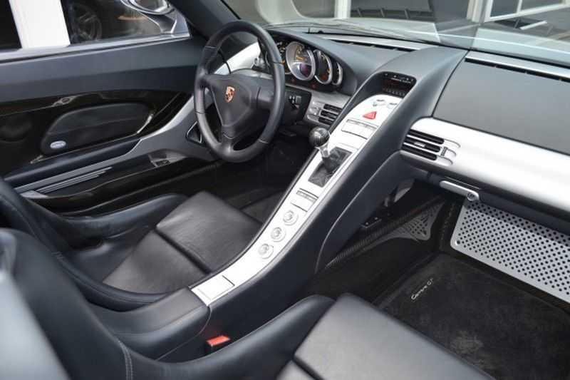 Porsche Carrera GT afbeelding 10