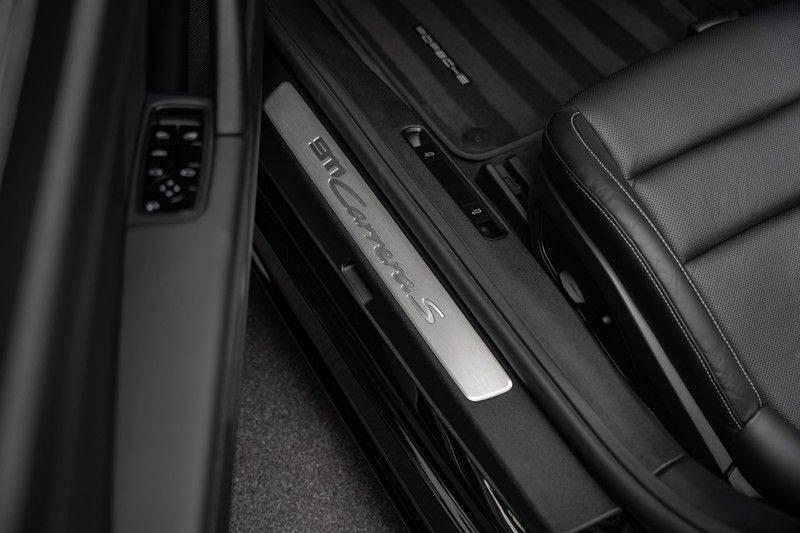 Porsche 911 992 S Cabrio Sport Design Pakket Ventilatie Led Matrix Chrono Sport Uitlaat 3.0 Carrera S afbeelding 23