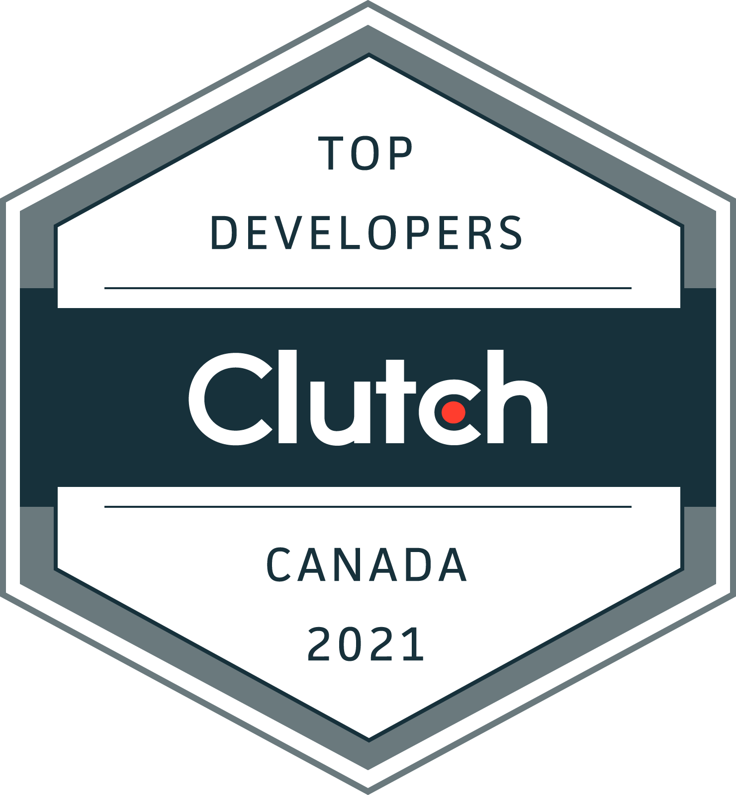 Canada's Top Developers Award 2021