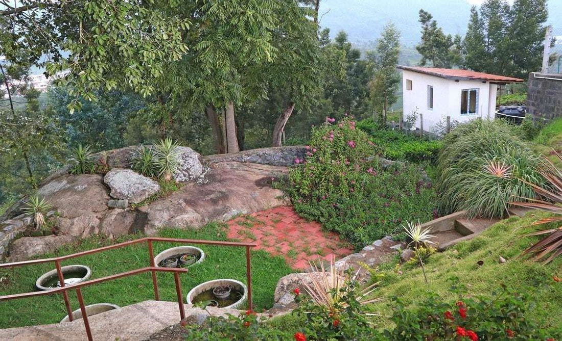 Garden atmosphere