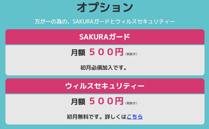 sakurawifiオプション