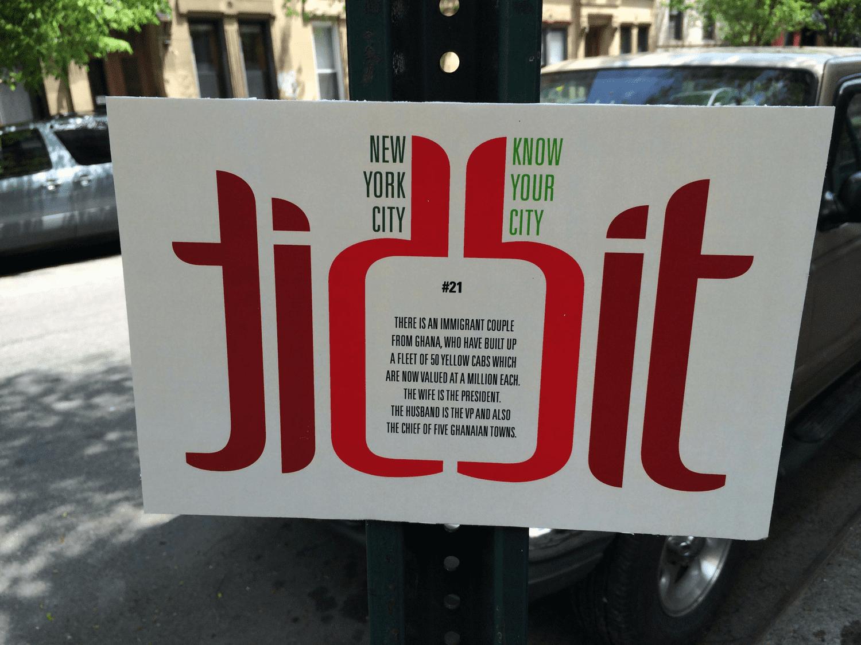 tidbit example